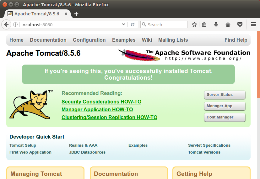 Apache tomcat download for ubuntu 18 04 | How to install